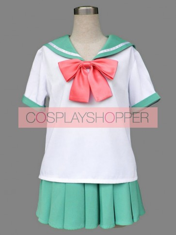 The Prince Of Tennis Seigaku Summer School Girls Uniform