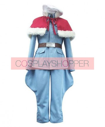 Axis Powers Hetalia Tino Vainamionen Cosplay Costume