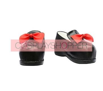 Touhou Project Suika Ibuki Cosplay Shoes