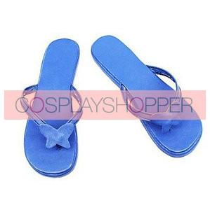 Touhou Project Yuyuko Saigyouji Cosplay Shoes