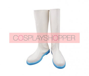 Umineko No Naku Koro Ni Siesta 410 Faux Leather Cosplay Boots