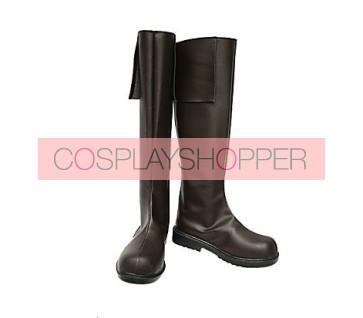 Unlight Evarist Cosplay Boots