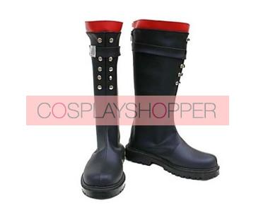 Unlight Salgado Cosplay Boots