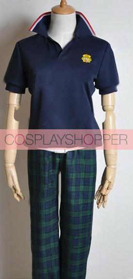 Uta no Prince-sama Boys School Summer Uniform Cosplay Costume
