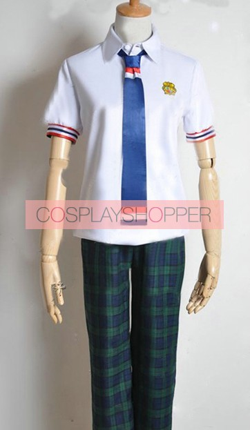 Uta no Prince-sama Boys Uniform Cosplay Costume