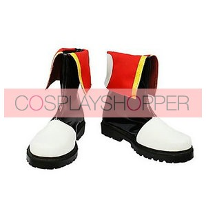 Vocaloid Akaito Cosplay Shoes