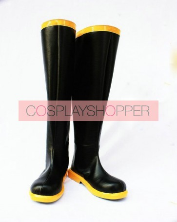 Vocaloid Akita Neru Imitation Leather Cosplay Boots