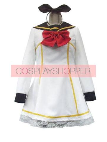 Vocaloid Cosplay Costume Uniform Dress