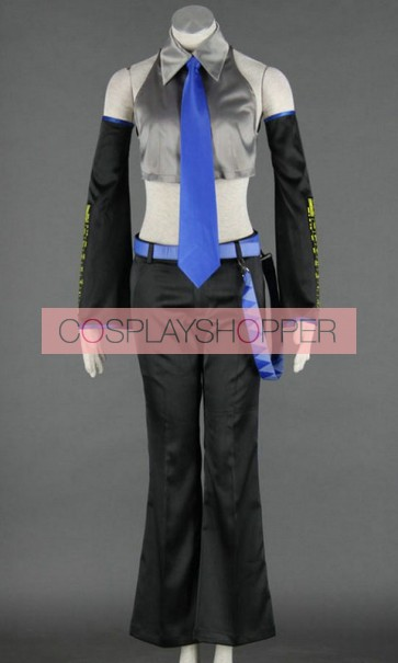 Vocaloid Haku Cosplay Costume