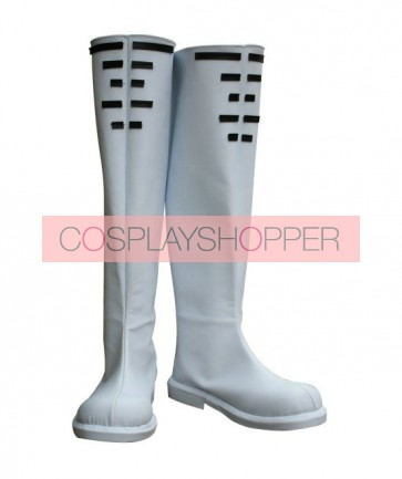 Vocaloid Hatsune Miku Imitation Leather Cosplay Boots