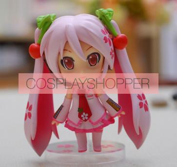 Vocaloid Hatsune Miku Mini PVC Action Figure - C