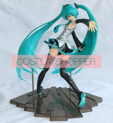Vocaloid Hatsune Miku Mini PVC Action Figure - H