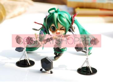 Vocaloid Hatsune Miku Mini PVC Action Figure - J