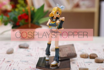 Vocaloid Kagamine Len Mini PVC Action Figure - A