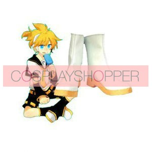 Vocaloid Kagamine Rin and Len Cosplay Boots