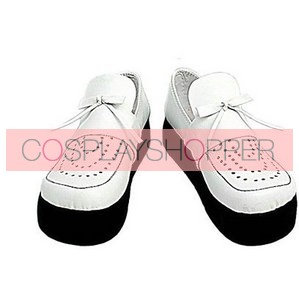 Vocaloid Kagamine Rin&Len White Cosplay Shoes