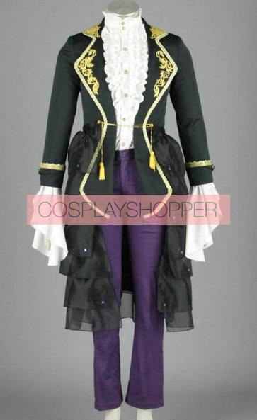 Vocaloid Kamui Gakupo Cosplay Costume