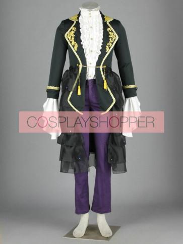 Vocaloid Kamui Gakupo Cosplay Costume Black Edition