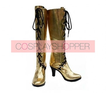 Vocaloid Luka Megurine Cosplay Boots