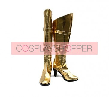 Vocaloid Meiko Cosplay Boots