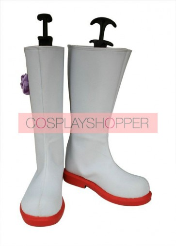 Vocaloid Meiko Imitation Leather Cosplay Boots