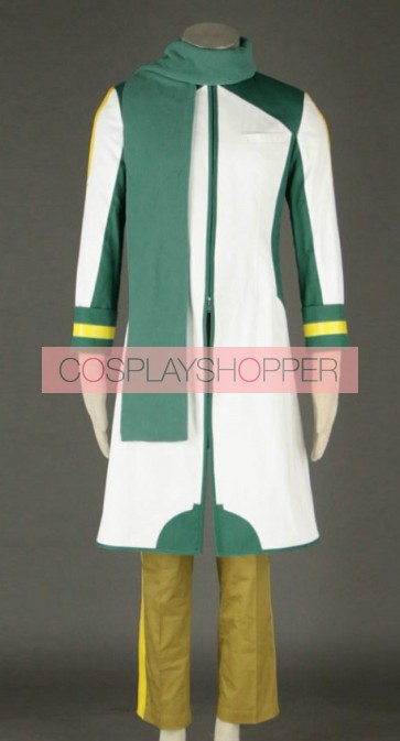 Vocaloid Nigaito Akaito Cosplay Costume