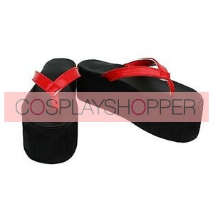 Vocaloid Rin Kagamine Cosplay Shoes