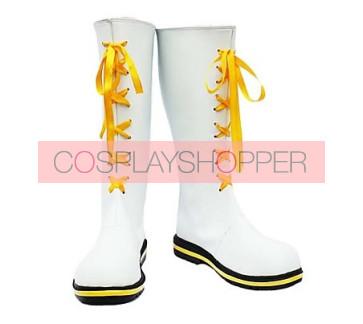 Vocaloid Rin Kagamine Meltdown Cosplay Boots