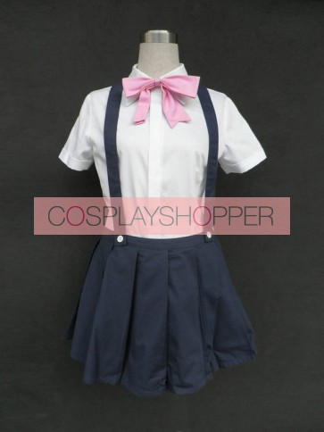When They Cry 3 Furude Rika Cosplay Costume