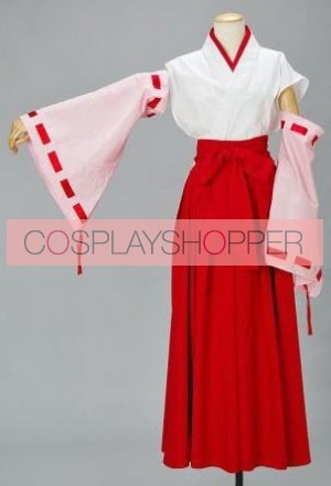 When They Cry 3 Hanyu Furude Cosplay Costume