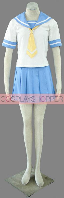 When They Cry 3 Ryugu Rena Cosplay School Uniform