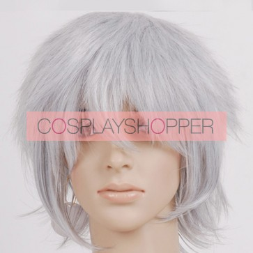 White Cosplay Wig
