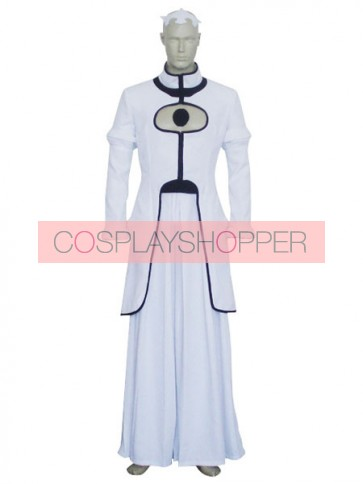 Bleach Wonderweiss Margera Arrancar Cosplay Costume