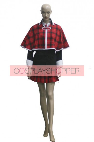 Shugo Chara Yaya Yuiki Cosplay Costume