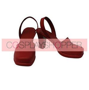 Yu-Gi-Oh! Akiza Izinski Izayoi Aki Cosplay Shoes