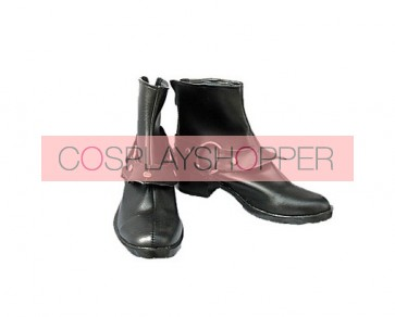 Yu-Gi-Oh! Mutou Yugi Black Cosplay Boots