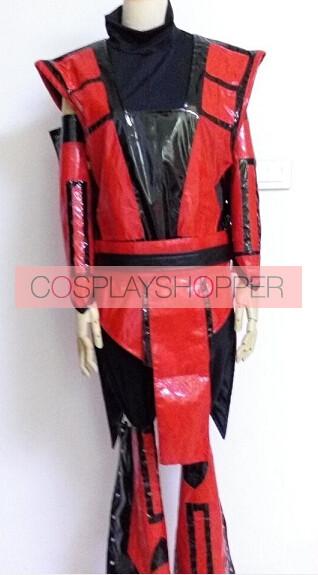 Mortal Kombat Ermac Cosplay Costume