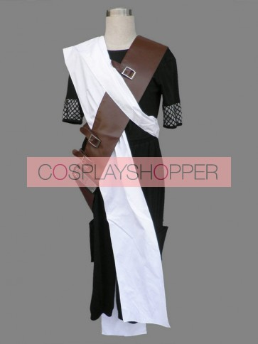 Naruto Gaara Cosplay Costume - 1st Edition