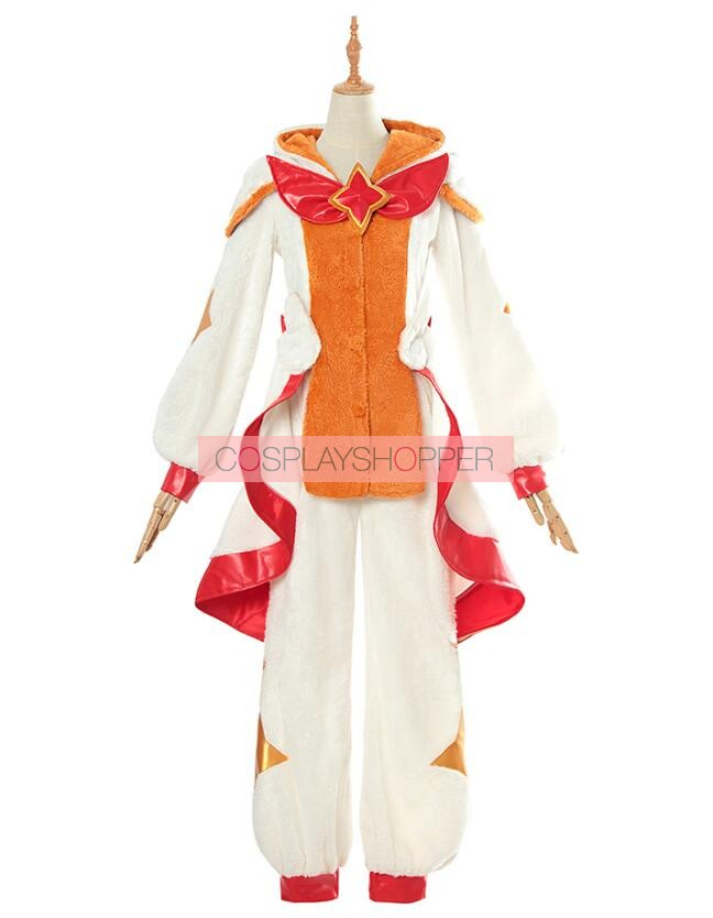 League of Legends Star Guardian Miss Fortune Bounty Hunter Dress Cosplay Costume
