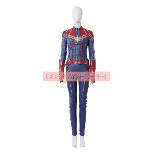 2019 Movie Captain Marvel Carol Danvers Cosplay Costume Version 2 For Sale Marvel studios' captain marvel stars brie larson and is directed by the writing/directing team. cosplay shopper