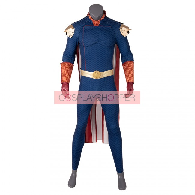 The Boys Homelander Cosplay Costume Version 2 for Sale