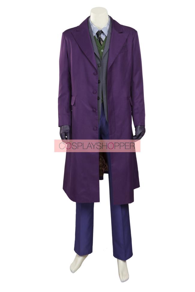 4222210334772 Batman: The Dark Knight Rises The Joker Cosplay Costume for Sale