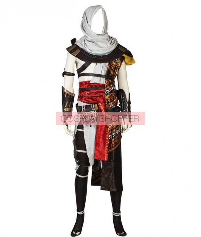 Assassin S Creed Origins Bayek Cosplay Costume For Sale