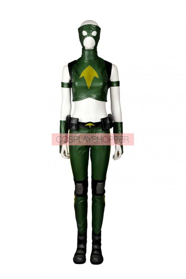 Young Justice Artemis Cosplay Costume For Sale