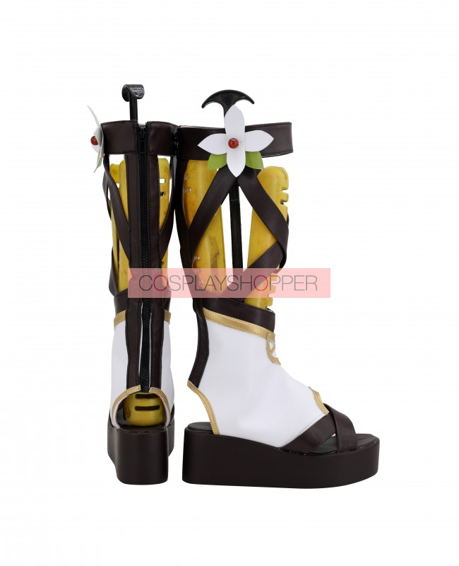 Details about  /Princess Connect Re:Dive Kokoro Natsume Cosplay Shoes High Heel Shoes Woman