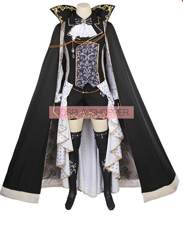 Black Butler Kuroshitsuji Undertaker Cosplay Ciel Phantomhive Cosplay Costume