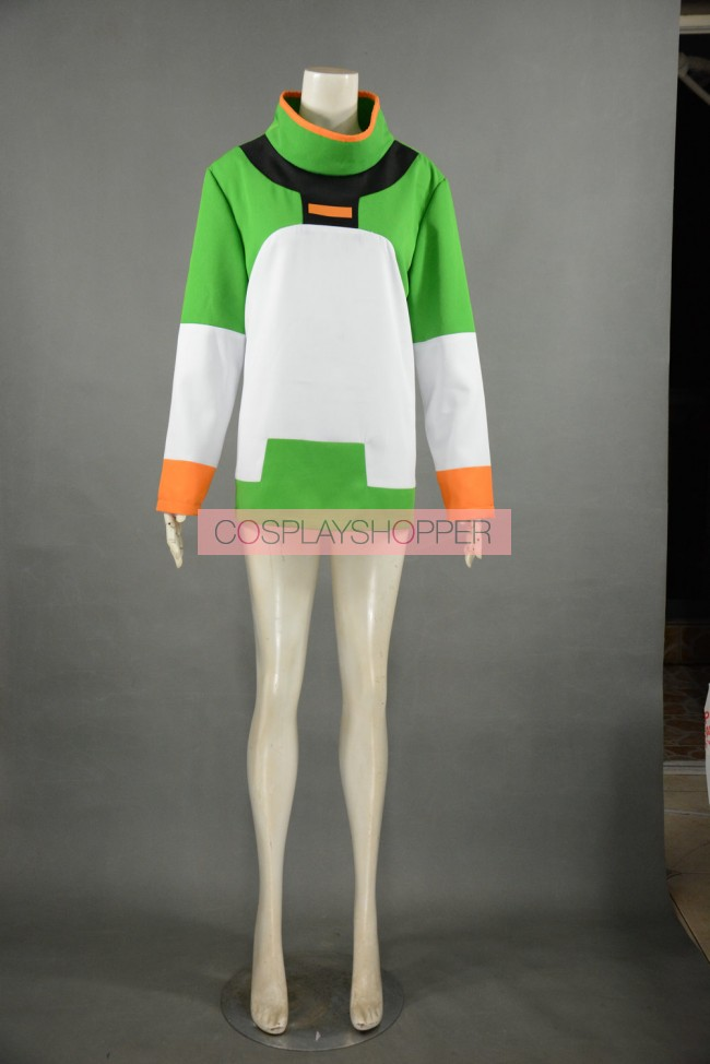 Voltron Legendary Defender Pidge Gunderson Cosplay Costume