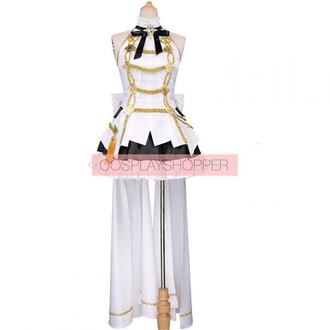 Final Fantasy XIV Little Ladies'Day 2018 Idols Female Cosplay Costume