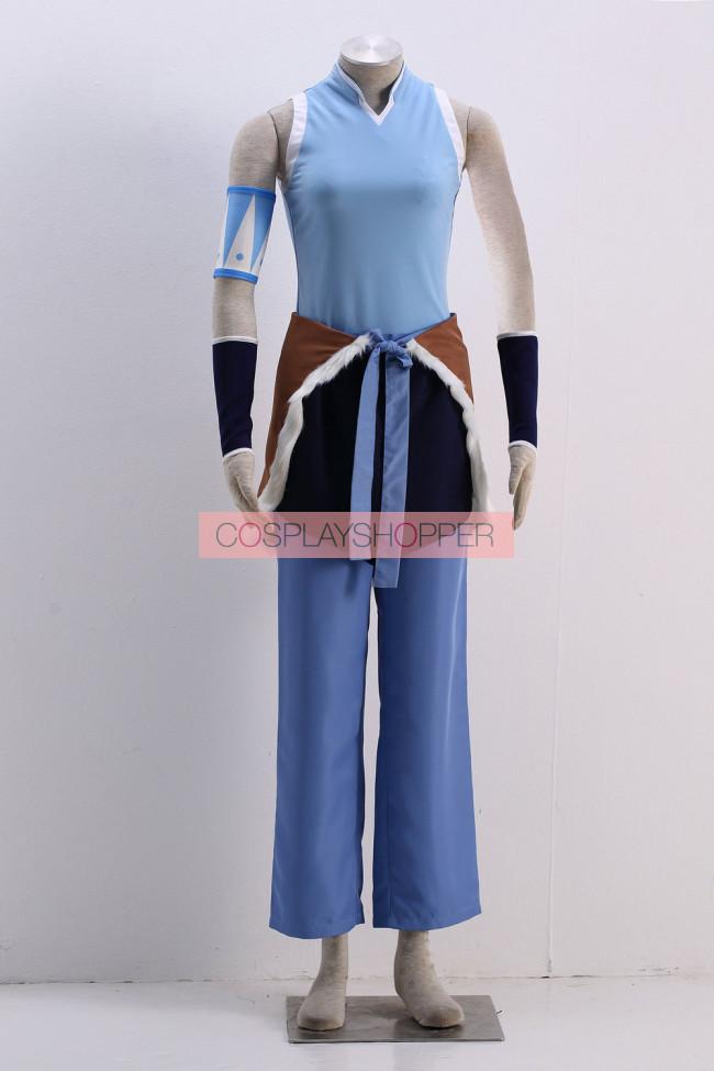 Korra Costume Avatar: The Leg...