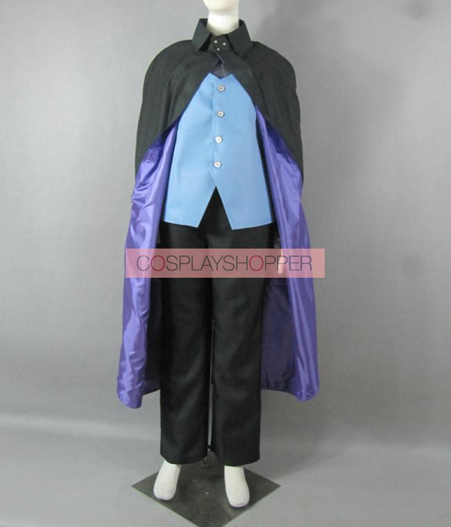 Boruto Naruto The Movie Sasuke Uchiha Cosplay Costume